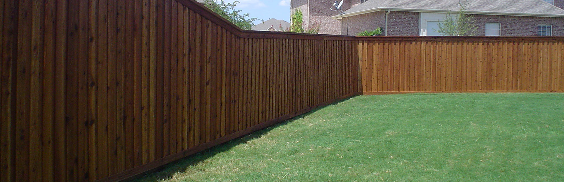 New Cedar Fences - Denton, Texas