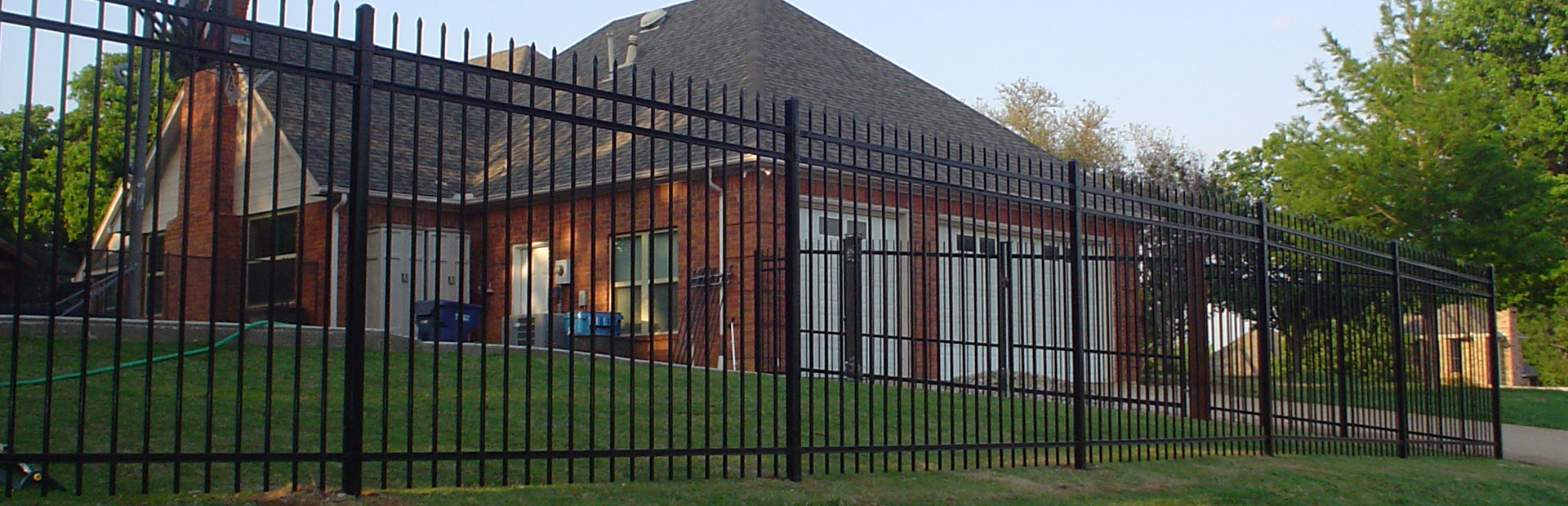 New Iron Fence Contractor