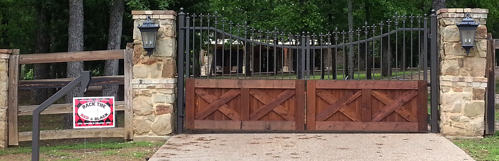 Automatic Gates - Denton, Corinth, Highland Village