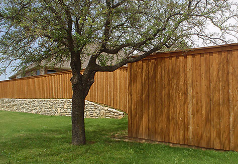 New Fences - Contractor, Denton, Texas