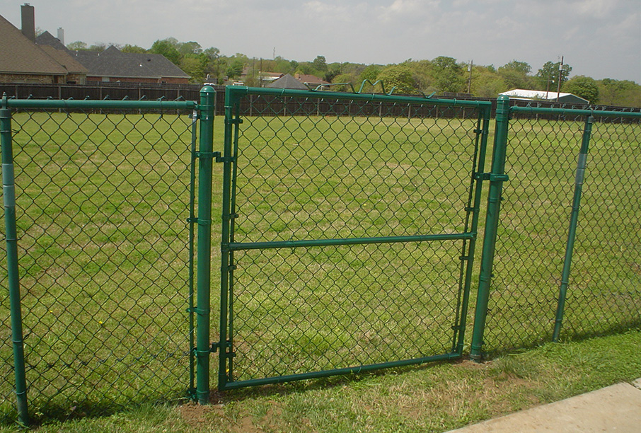 Game Field and Park Chain Link Fencing