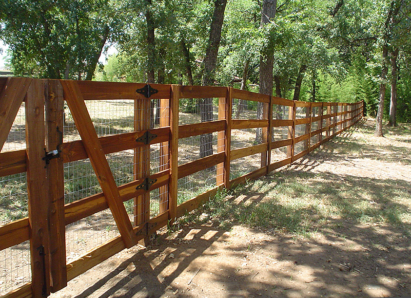 Ranch and Rural Fencing