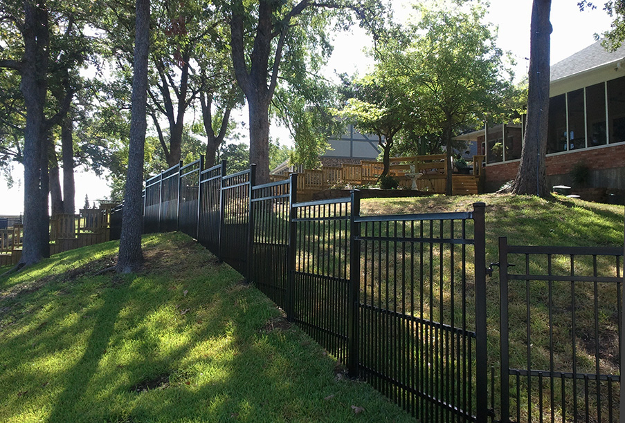Custom Iron Fencing - Denton