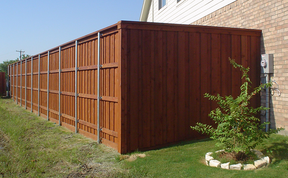 New Fence Construction - Denton, Grapevine, Southlake