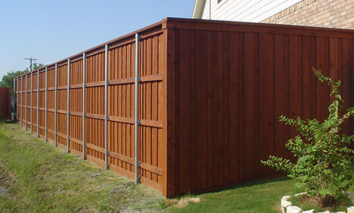 Fence Construction, New Fencing